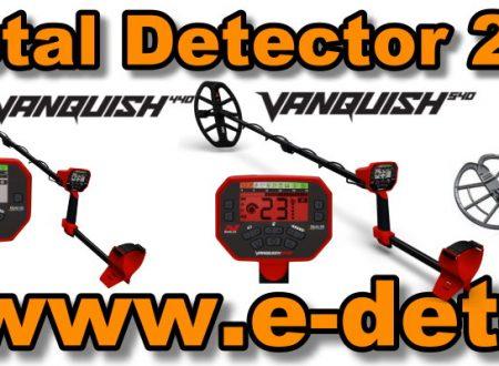 Novità Metal detector 2019-2020